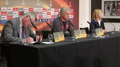 "Photo of Mourinhon tuki Old Traffordilla loppui – ""United pelaa käsijarru päällä"""
