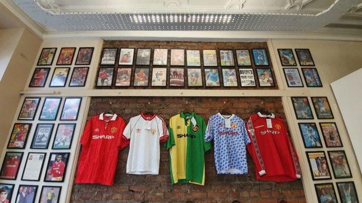 Classic Football Shirts Manchester
